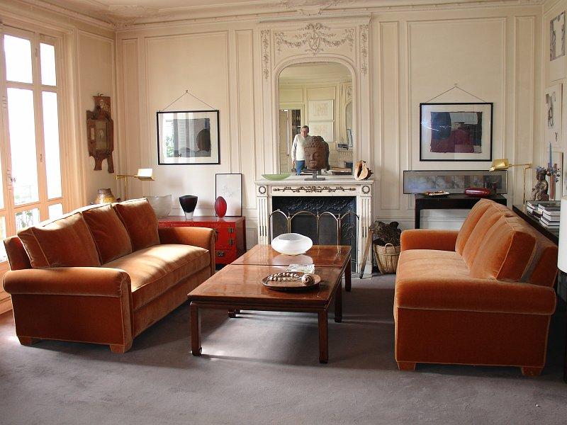 Coulon et fils decorations classiques 5 salon sejour 10 for Model salon sejour